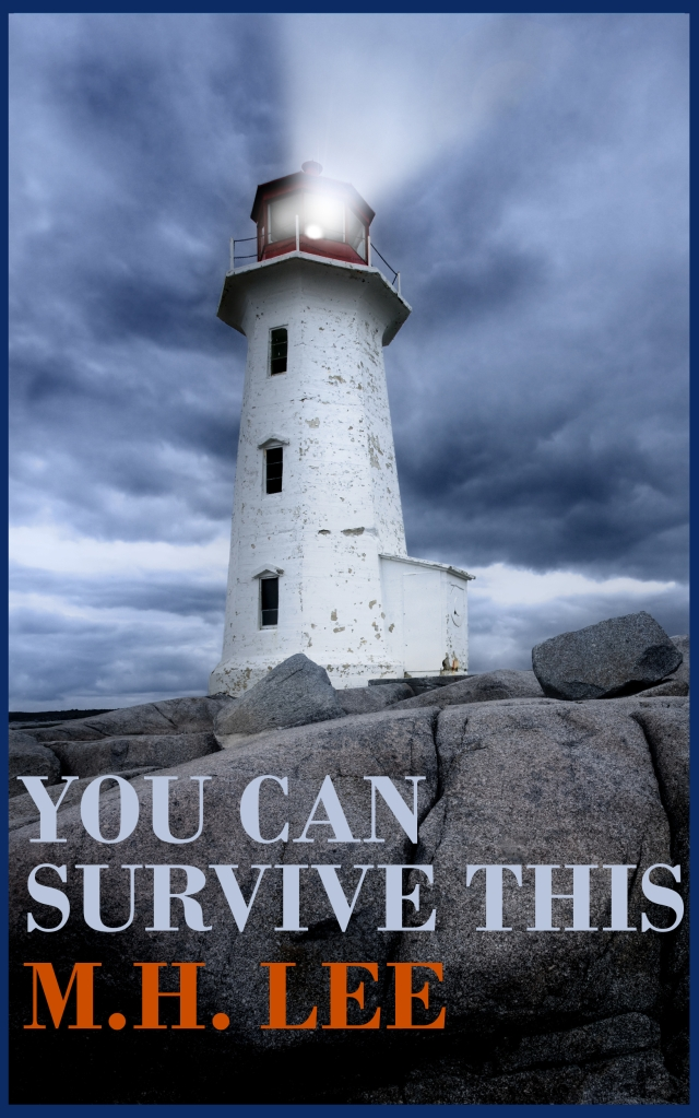 You Can Survive This Cliff Lighthouse 20141210xcf